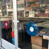 中古レコード店