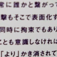 ピア・カミルと加藤翼  あいちトリエンナーレ : 2019年秋の旅(43)