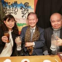 「千葉・初石に国吉流山中央病院理事長を訪問」