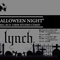 """""""HALLOWEEN NIGHT"""" -2021.10.31 USEN STUDIO COAST"""