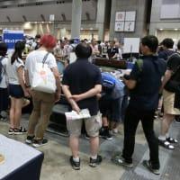 第20回国際鉄道模型コンベンション 開幕!!