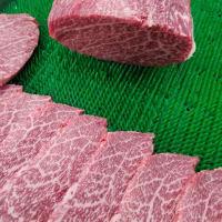 人気の黒毛和牛とうがらし焼肉用