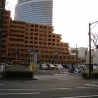 山手線新宿駅(西新宿三丁目 十二社通り)