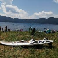 7月22日(木) 本栖湖 6.5m2