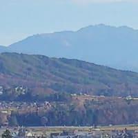 今日の仙丈ヶ岳
