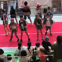 popoちゃん、ダンス三昧の夏