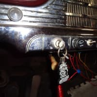 1947年 オールズモービル 点検、エンジンかからず