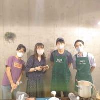 田心カフェ物語<脱穀作業編>〜自律分散型組織への旅路〜①