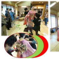 浅草の「日本舞踊の着付け講座」開催!