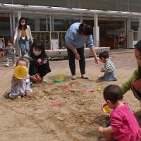 ベルナデッタクラス 親子遊び・リズム遊び・外遊び
