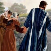 マルタの信仰宣言・・・『はい、主よ、あなたが世に来られるはずの神の子、メシアであるとわたしは信じております。』