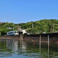 浜名湖の水鏡