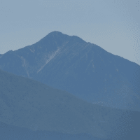 常念岳 2019/9/20