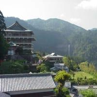 熊野古道へ―那智大社