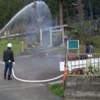 地域の安全を守る飯能市小瀬戸自治消防隊