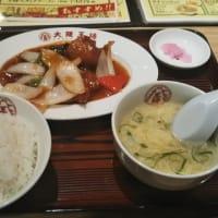 本日のランチは大阪王将三宮駅前店で。大阪王将って餃子以外は各店で値段がまちまちという事を知りました。餃子の王将(京都王将)と比べコスパ悪すぎ。私は利用しません。