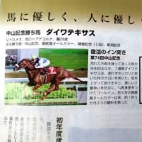 JRAからの贈り物 週刊ギャロップ 第95回中山記念