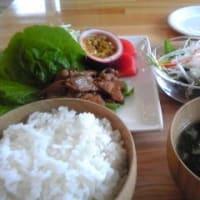 【お昼は焼肉ランチ!!】