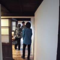 完成見学会 自然素材でつくった家で暮らす 1日目