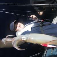 7月21日の釣果と出船予定