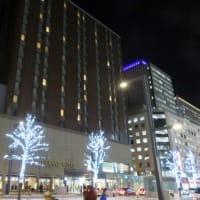 札幌・街の一コマ : 札幌グランドホテル