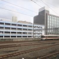 N700系「ひかり504号」静岡-新横浜(2019年8月 神奈川、東京旅)