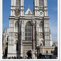 2018英国周遊の旅32 ロンドン市内観光2ビックベン・ウェストミンスター寺院
