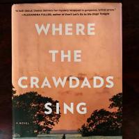「WHERE THE CRAWDADS SING」 ザリガニの鳴くところ ディーリオーエンズ