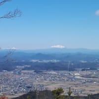 百々ヶ峰に登りました