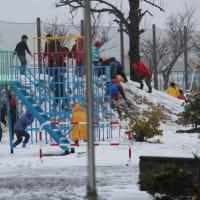 雪の中で Ⅲ(2月18日)