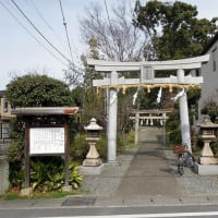 長岡京市・足の健康を願う人やスポーツ選手が参拝する「神足神社」