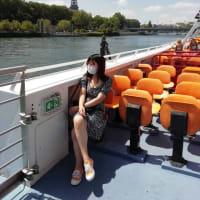 フランスへ嫁いだ娘からの写真