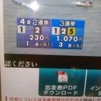 🚤博徒が行く!! 一般戦 in 徳山競艇 3日 &  GⅢオールレディス in 琵琶湖競艇 初日 参戦 № 848