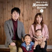 11/17 年賀状用撮影・データプランあります。札幌写真館フォトスタジオハレノヒ