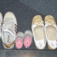 さくらの靴