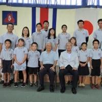 サンホセ日本人学校第45回 開校記念講演会