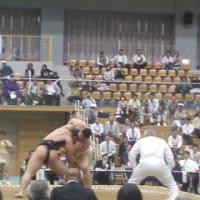 第20回全国大学社会人大会相撲九州大会