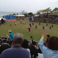 エイサー祭りとロアッソ熊本勝利!