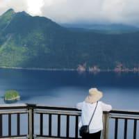 神の湖 摩周湖