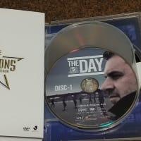 DVD「THE DAY」が届きましたが...