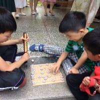 街头下象棋
