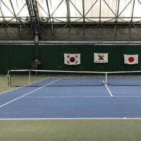 yonex regna98 カスタムフィット 日本マスターズテニス2019にて