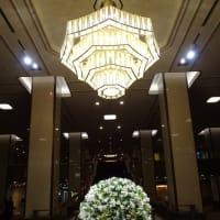 「5月のロビー装花」/帝国ホテル