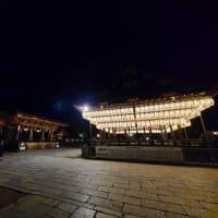 夜の京都を徘徊する 八坂神社