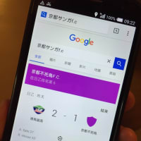 vs徳島ヴォルティス(京都不死鳥F.C.敗戦)