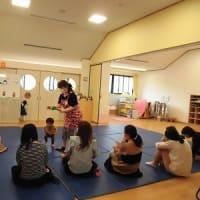 ベルナデッタクラス・火曜クラス・音楽遊び・親子遊び・パネルシアター