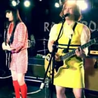 THE TOMBOYS / Ring Me  LIVE