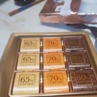 バレンタインデーに娘からのチョコレートが1個だけ