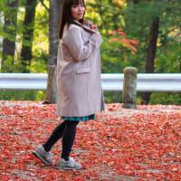 〔LaLaSweet〕柚南みゆき 神戸・再度公園の紅葉