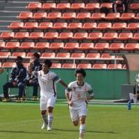 第99回全国高校サッカー選手権大会 東京都2次予選 Aブロック 準決勝 vs. 関東一高